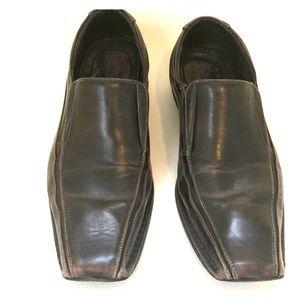 Apt 9 Men's Brown slip on shoes Sz 11 Medium